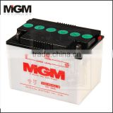 motorcycle battery Y60-N24A-B rechargeable lead acid batteries
