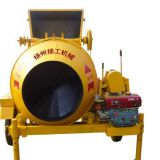 Diesel Engine Concrete Mixer