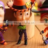 factory price pvc figurine, 3D cartoon figurine , High Quality Cartoon Figurine