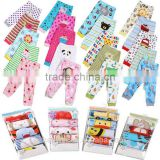Hot sale cute cartoon pants and trousers,newborn baby pants,soft long baby pants baby clothes