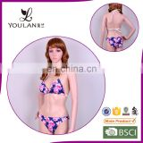 Manufacture Fit Super Nylon Spandex Italy Printed Swimwear Fabric