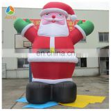Large inflatable santa claus,christmas inflatables giant
