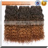 High Quality Full Cuticle Brazilian Ombre Blonde Hair