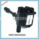 High performance wholesalers newest ignition coil 1026102GAA for JAC Refine Rein