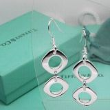 Women's Tiffany & Co. Sterling Silver Earrings, Studs & Hoops  |  Wholesale Price