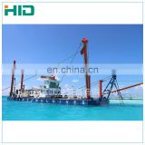 China high quality 22 inch cutter suction dredger for India market