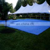 orchard sunshade cover tarpaulin with pp rope and eyelet
