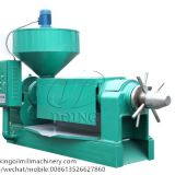 High quality single screw oil expeller machine for producing vegetable oil from oil seeds