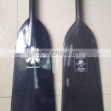 Chinese carbon fiber dragon boat paddle IDBF carbon dragon boat paddle adjustable carbon dragon boat paddle