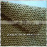 Burlap jute decorative fabric