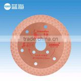 114mmConvex Point Diamond Circular Saw Blade for Stone Cutter Granite Concrete