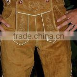 Dirndl Dress & Bavarian Kurze lederhosen,Oktoberfest trachten wear,lederhose,german hose,leather pants,shorts