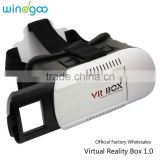 360 Degree visual for 3.5inch-6.5inch smart phone Virtual Reality 3D VR Box 1.0