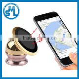 High quality Luxury Matel 360 degree magnetic car phone holder for mobile phone , multiple mobile phone holder , car holder