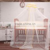 Lovely design baby sleeping bed mosquito canopy net