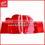 Plastic Cover Accessories: Three Wheeler Motorcycle Side Cover Banding / Protecting Board For Motorcycle Tricycle Sidecar