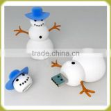 OEM Christmas usb,2tb usb flash drivemerry christmas usb,Christmas snowman usb,promotional usb flash drive,free samples