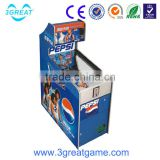 Coin operated Drink vending game machine for sale