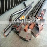 Titanium Clad Copper Bar for Anode Electrolytic Cell                                                                         Quality Choice