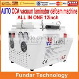 NEW Arrival 888 Mini Vacuum OCA Lamination Machine Built-in Mini LCD Bubble Remove Machine Max 12 inches