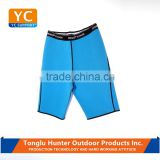 neoprene fitness pants burn fats give you a slimming body have a jacquard belt