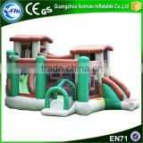 Outdoor amusement bounce house material baby bouncer
