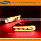 New Arrival High Quality LED Rear Bumper Reflector for Honda CR-V Best Selling Rear Bear Bumper LED for Honda CRV 2016