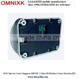 Omnixk brand high quality for steel locker electronic safes digital combination lock pw206
