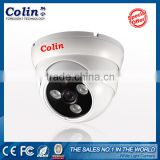 Colin supply Hottest sell Color CCD real color Night Vision Sony Digital Camera with white light LED