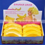 Plastic Colorful Banana Fresh Storage Box Fruits and Vegetables Preservation Box                                                                         Quality Choice