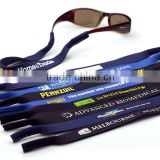 Customized Promotional Printed Neoprene Sunglasses Strap,floating Sunglasses strap                                                                         Quality Choice