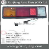 MC856557 MC856556 tail lamp use for mitsubishi fuso canter 94-04 series truck body parts