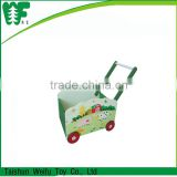 Hot sale wholesale wooden lovely baby doll stroller toy                                                                         Quality Choice