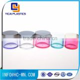 Wholesale custom size logo printed jar custom plastic container                                                                                                         Supplier's Choice