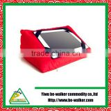 Beads Filled Ipad Cushion/ Ipad Stand With Exact Design