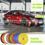 New fashionable Anti-Scratch auto & bicycle wheel guard rim protector                                                                         Quality Choice