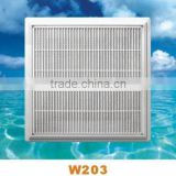 ABS Plastic Return Air Grille/Air diffuser