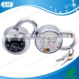 AJF high quality 50mm combination padlock with master key                                                                         Quality Choice