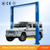 multiple voltage factory-made car lift crane IT8234S with CE 4000KG capacity to repair cars MOQ 1set