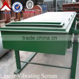 henan good performance mini low price linear vibrating screen