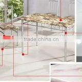 granite top dining table set round marble dining table set folding dining table set