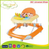 BW-02A super mute eco-friendly 360 universal big wheel outdoor baby walker parts
