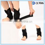 Ankle foot orthosis lace up ankle support / brace - foot splint relieve ankle stiffness pain                                                                         Quality Choice