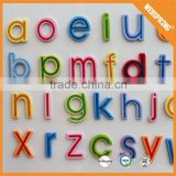 15-00130 Fashion soft pvc rubber fridge magnet with alphabet rubber custom italy fridge magnet