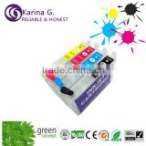 Empty ink cartridge T1381 excellent compatible for Epson Workforce 625/630/633/840/525 printer