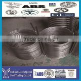 factory direct supply N08021 hot rolled steel wire rod in coils