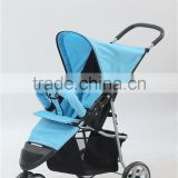 Double umbrella strollers baby buggies umbrella carriages