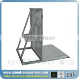 Aluminum Crowd Control military sand wall hesco barrier