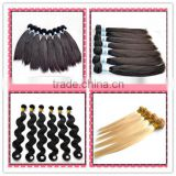 "Grade AAAAA brazilian human hair extensions,nice body wave in 10""-40""                                                                         Quality Choice"