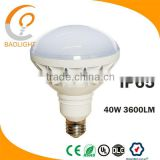 par56 led lamp E27 E40 socket base 40W wedding cloth decoration 120V 230V american dj led lights